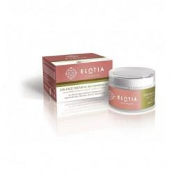 24-часовой крем для чувствительной кожи Elotia