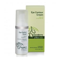 Крем для области вокруг глаз Macrovita Olivelia