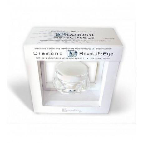 Крем для глаз премиум класса Mastic Spa с алмазной крошкой