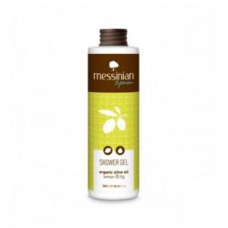 Антивозрастной гель для душа Messinian Spa с лимоном и инжиром