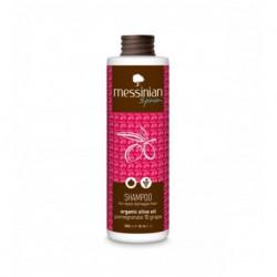 Шампунь для окрашенных волос Messinian Spa с гранатом и виноградом