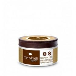 Крем для рук и тела с маточным молочком Messinian Spa Premium