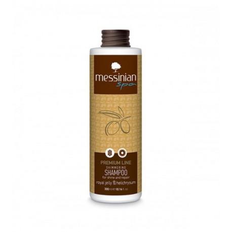 Шампунь с маточным молочком от Messinian Spa Premium