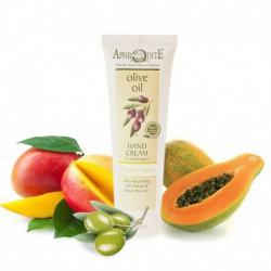 Крем для рук с экстрактами манго и папайи Aphrodite