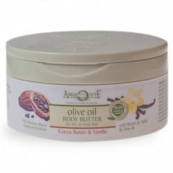 Крем-масло для тела с маслом какао и экстрактом ванили Aphrodite