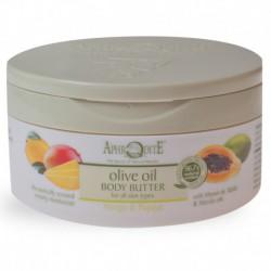 Крем-масло для тела с манго и папайей Aphrodite