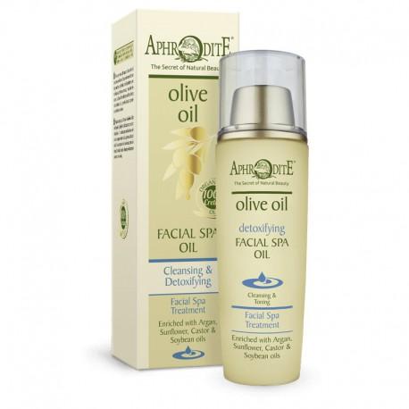 Натуральное очищающее масло для детокс-терапии и СПА-процедур Aphrodite