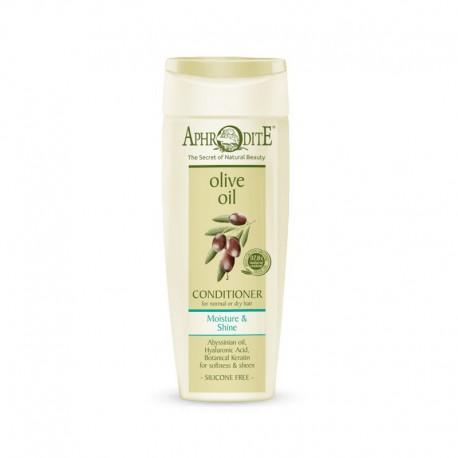 Кондиционер для волос «Увлажнение и сияние» Aphrodite