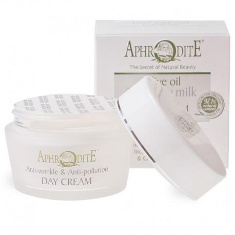 Антивозрастной и защитный дневной крем Aphrodite