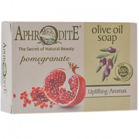 Оливковое мыло с экстрактом граната Aphrodite