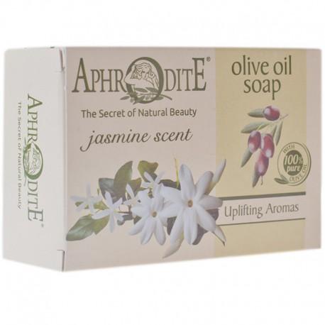 Оливковое мыло с ароматом жасмина Aphrodite