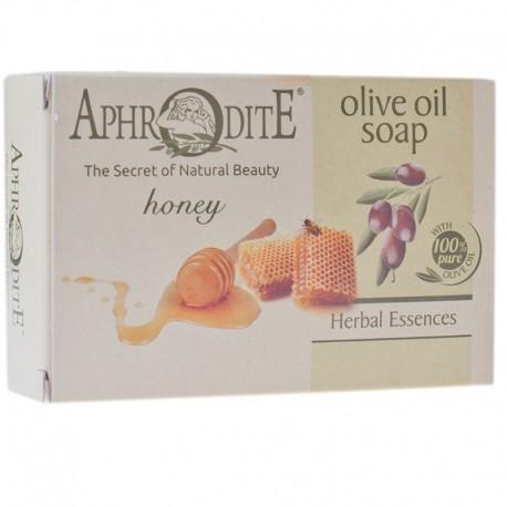 Оливковое мыло с медом Aphrodite