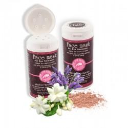 Маска для лица с розовой глиной BioAroma