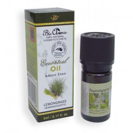 Масло лимонной травы BioAroma