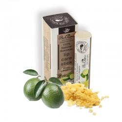 Натуральная помада BioAroma с мастихой и бергамотом
