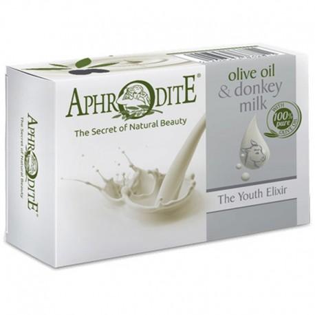Оливковое мыло с ослиным молоком Aphrodite