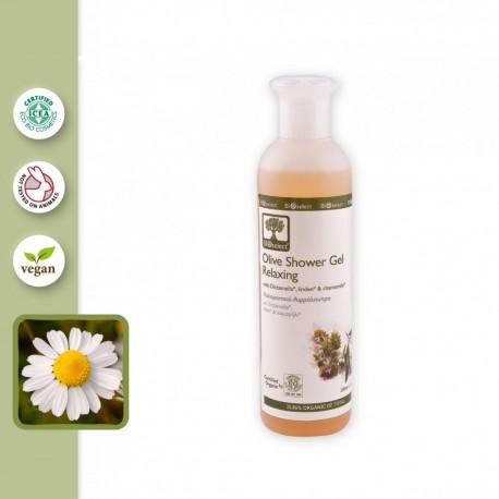 Натуральный гель для ванны и душа от BIOselect