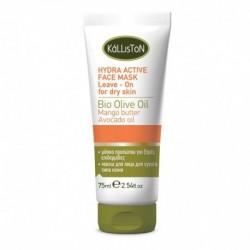 Маска для увлажнения сухой кожи лица Kalliston