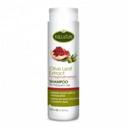 Натуральный шампунь для частого мытья волос Kalliston
