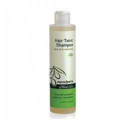 Шампунь для укрепления волос Macrovita Olivelia