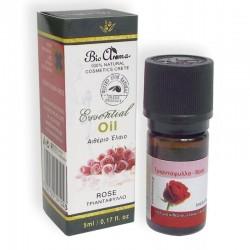 Натуральное эфирное масло розы BioAroma