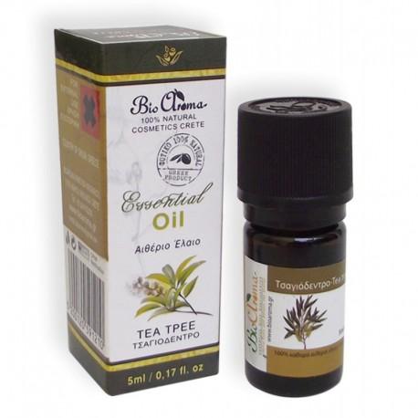 Эфирное масло чайного дерева BioAroma
