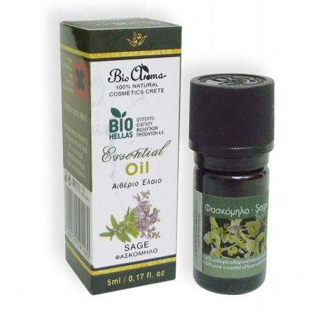 Эфирное масло шалфея BioAroma