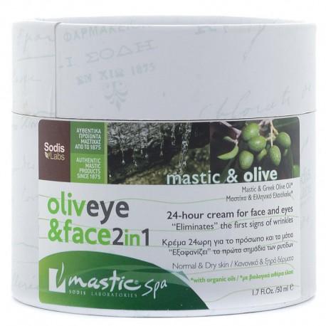 Универсальный крем для лица и век Mastic Spa