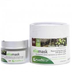 Натуральная омолаживающая маска для лица Mastic Spa