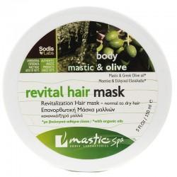 Интенсивно восстанавливающая маска для волос Mastic Spa