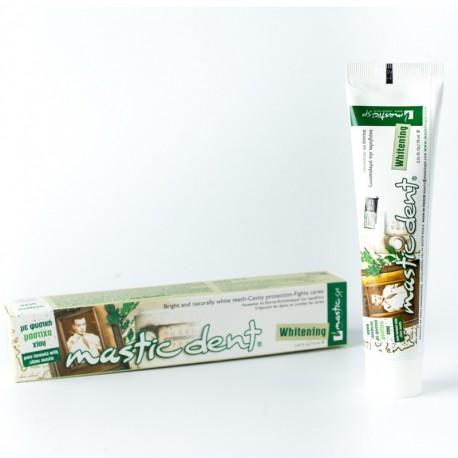 Натуральная отбеливающая зубная паста Mastic Spa