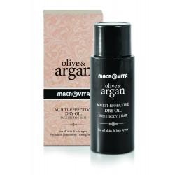Мульти-эффективное сухое масло для лица тела и волос