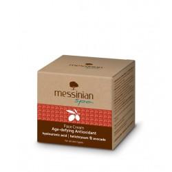 Антивозрастной крем для всех типов кожи Messinian Spa