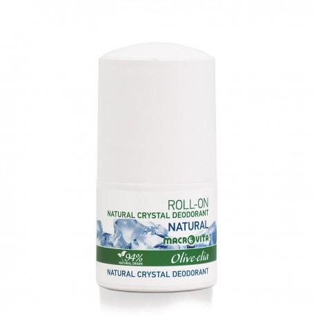 Шариковый дезодорант-кристалл Macrovita Без запаха