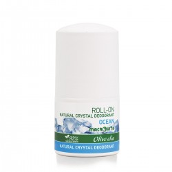 Шариковый дезодорант-кристалл Macrovita Морской бриз