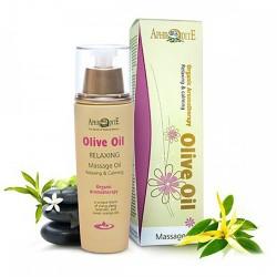 Увлажняющее оливковое масло Релакс Aphrodite 100 мл
