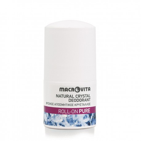 Натуральный шариковый дезодорант Pure Macrovita
