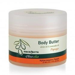 Натуральное масло для тела с Папая от Macrovita Olivelia