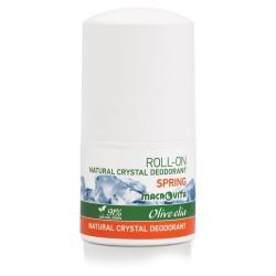 Натуральный шариковый дезодорант Spring Macrovita