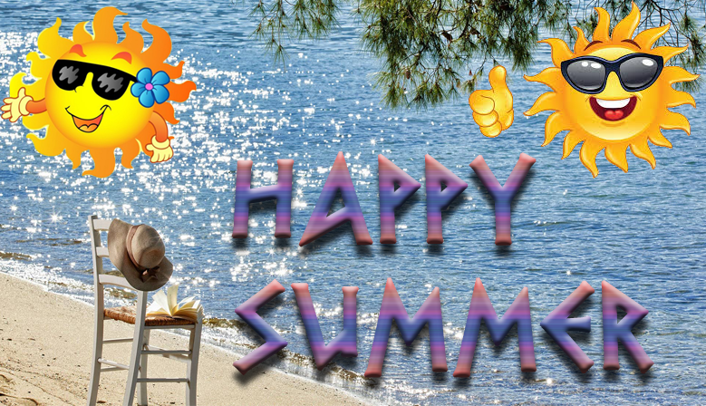 Happy Summer !